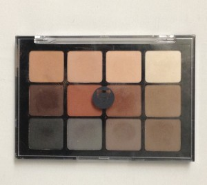 Viceart Neutral Basic 01-Matte Eye Shadow Available at Viceart.com for about $80.