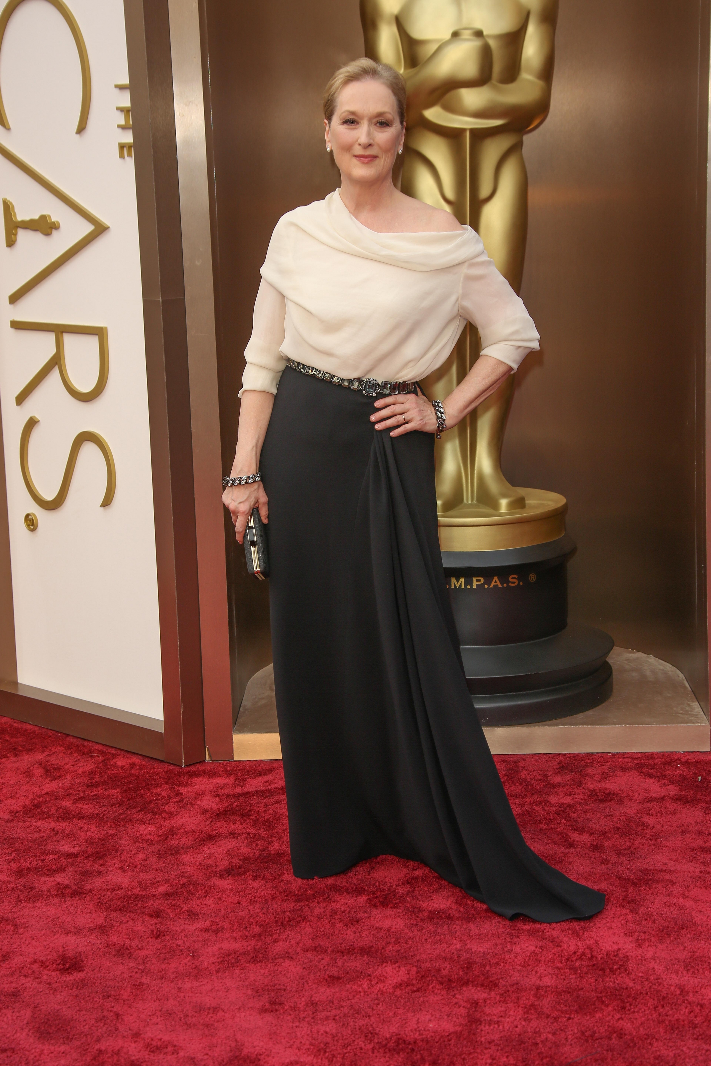 2014 Academy Award Looks for the Mature Woman | beyond50beauty